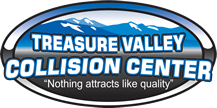 Treasure Valley Collision Center logo